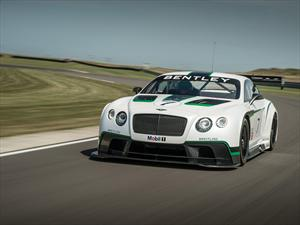 Bentley Continental GT3 presente en Goodwood Festival of Speed