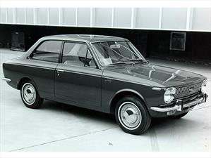 Felices 50 años Toyota Corolla