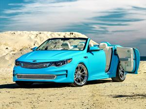 Kia Optima A1A, un convertible especial