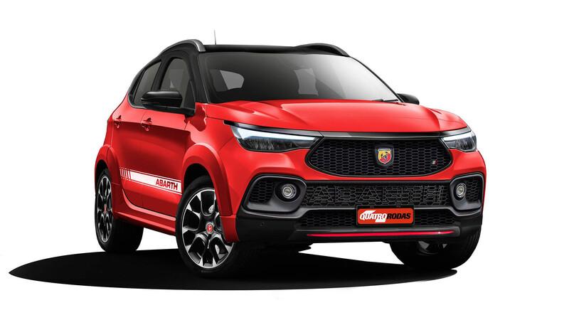 FIAT Pulse Abarth, el escorpión adopta nueva carrocería
