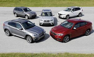 BMW X5 celebra 15 años, fue el primer modelo X de la marca