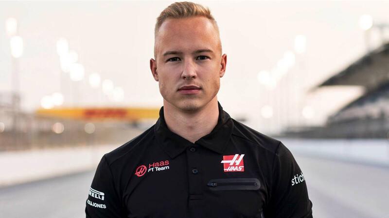 El pioto ruso Nikita Mazep competirá con Haas F1 Team en 2021