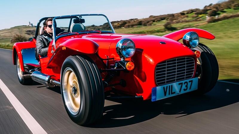 Caterham Cars, el famoso constructor del Seven, pasa a manos japonesas