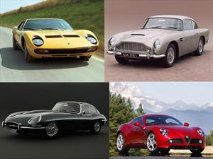 Top 10: Los autos más bellos de la historia