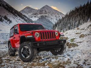 Jeep Wrangler 2018 tiene mejores prestaciones pero la misma esencia