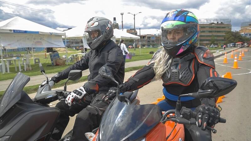 Muertes de motociclistas se redujeron 18% en los últimos meses