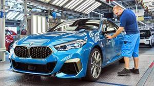 BMW Serie 2 Gran Coupé inicia producción en Leipzig, Alemania
