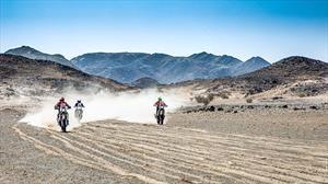Dakar 2020, Etapa 1: Arrancó la aventura