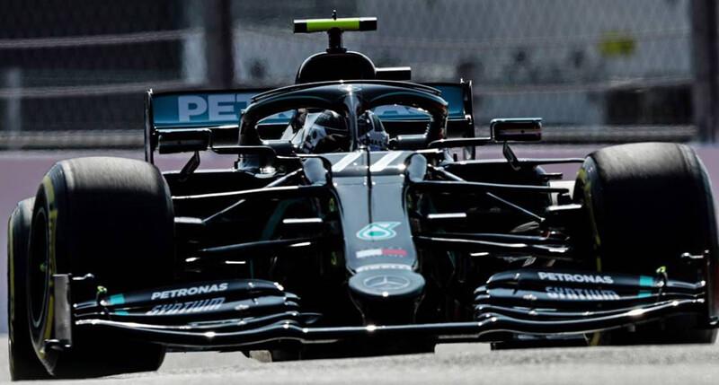 F1 2021 La guía del GP de Rusia