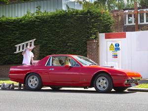 Trabajadora express: una Ferrari pick-up