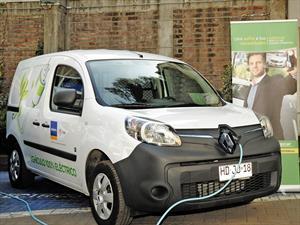 Renault Chile confirma primera flota de furgones 100% eléctricos
