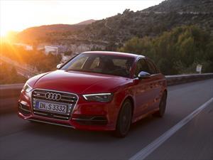Audi A3 Sedán obtiene 5 estrellas en la pruebas de choque de la NHTSA