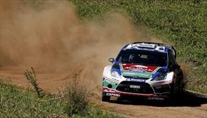 Ford sigue en Campeonato Mundial de Rally