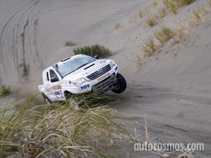 Un Desafío a la Ruta 40 junto a Toyota