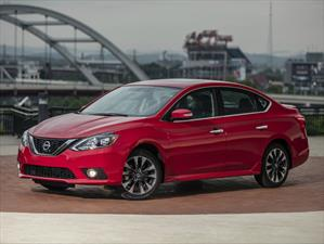 Nissan Sentra SR Turbo 2017, deportividad máxima