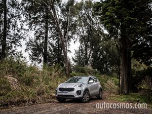 Prueba nueva Kia Sportage en Argentina