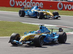 Renault confirma su regreso oficial a la F1