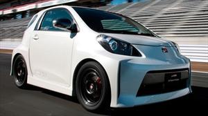 Toyota iQ Sobrecargado modificado por Gazoo Racing