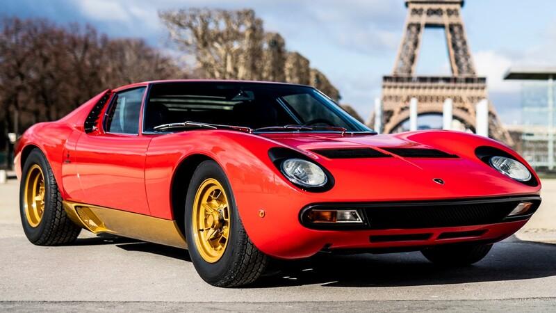 Esta es la historia del Lamborghini Miura SV