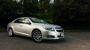 Chevrolet Malibu 2013 es llamado a revisión