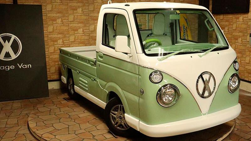 ¿Te gustaría tener una VW Combi mini? Cal Stage lo hace posible