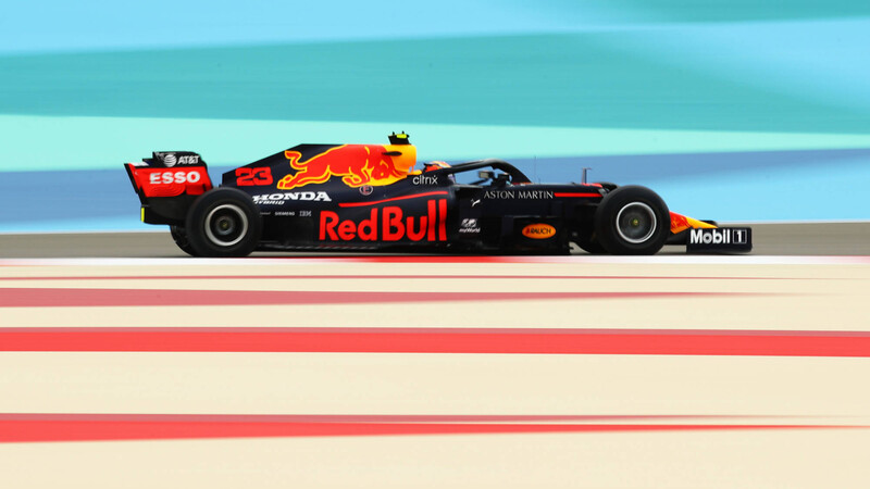 F1 2020: la guía del Gran Premio de Bahrain