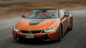 BMW i8 Roadster, deportividad y eficiencia en el paquete más llamativo