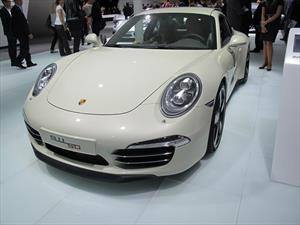 Porsche 911 50Th Anniversary Edition debuta