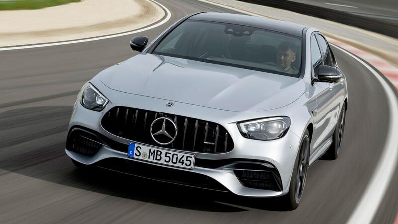 Mercedes-AMG E63 S recibe retoques para el 2021