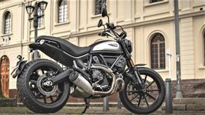 Ducati lanza la Scrambler Icon Dark