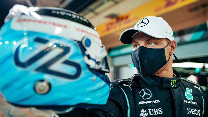 F1: Valtteri Bottas ya tiene equipo para 2022