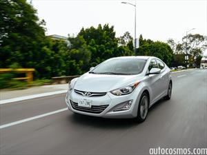 Manejamos el Hyundai Elantra 2015