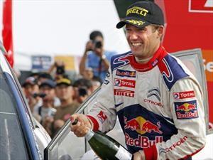Sébastien Ogier regresa a Citroën