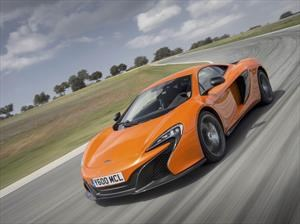 McLaren anuncia nuevo auto para Ginebra