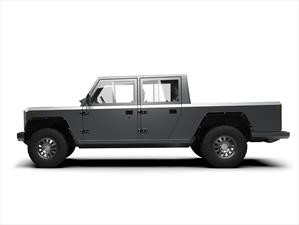 Bollinger B2, la pick-up 100% eléctrica