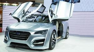 Subaru Advanced Tourer Concept se presenta en el Salón de Tokio