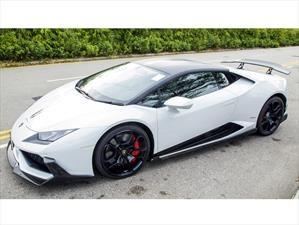 Lamborghini Huracán LP-610 por DMC, mejora la imagen y el downforce