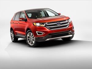 Ford Edge 2015 llega a México desde $475,000 pesos