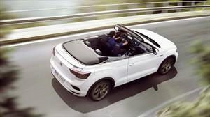 Volkswagen T-Roc Cabrio 2020, nueva apuesta por los SUV convertibles