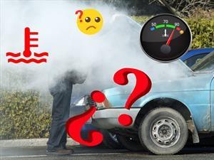 ¿Por qué puede sobrecalentarse el motor del auto?