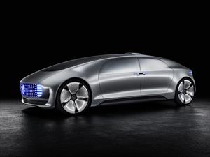 Mercedes-Benz F 015 Luxury in Motion, el Clase S del futuro