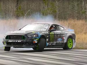 Video: Ford Mustang RTR 2016 con 900 Hp en acción