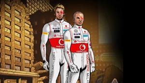 De pilotos de F1 a Superhéroes