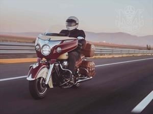 Manejamos la Indian Roadmaster Classic 2017