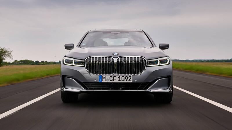BMW renueva la gama de motores del Serie 7