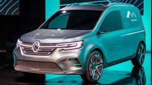 Renault Kangoo Z.E. Concept, un diseño más atrevido