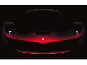 Ferrari presenta primeras imágenes del sustituto del Enzo