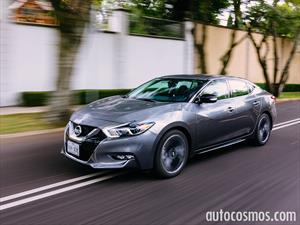 Nissan Maxima 2016 a prueba