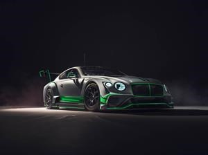 Bentley Continental GT3 2018 debuta