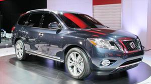 Nissan Pathfinder Concept: Estás irreconocible